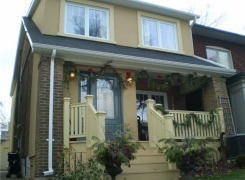 New front and rear 2 storey additions & interior renovations