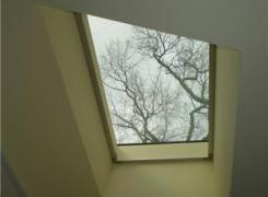 New bath skylight