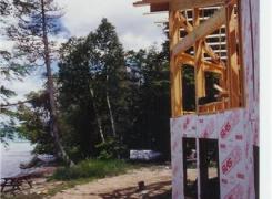 New Cottage under Construction