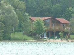 New Cottage from the Water