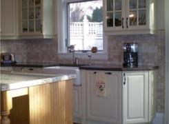New kitchen in addition