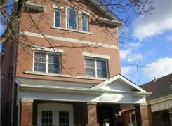Completed project new second & third floor & front verandah additions, interior alterations and basement lowered