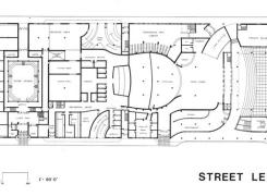 Street Level Floor Plan