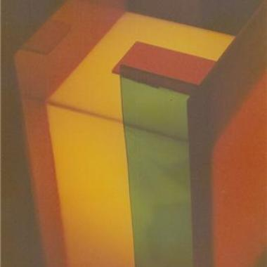 Cubist Light Fixture - Acrylic Panels