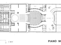 Piano Nobile Floor Plan (Orchestra Level)