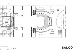 Balcony 1 Floor Plan