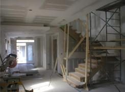 Interior first floor
