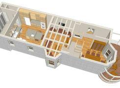3D Aerial Perspective Rendering
