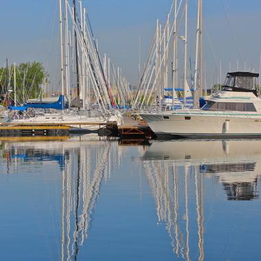 Ashbridges Bay Marina Toronto