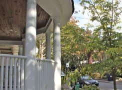 New circular front verandah